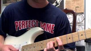 Dirty Deeds Done Dirt Cheap: Guitar Cover, AC/DC, full song +