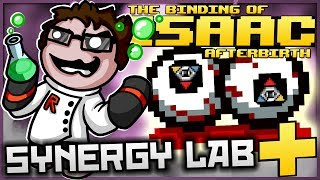 The Binding of Isaac: Afterbirth+ - Synergy Lab: ULTIMATE  POP! (NEW ITEM - INFINITE AWESOME)