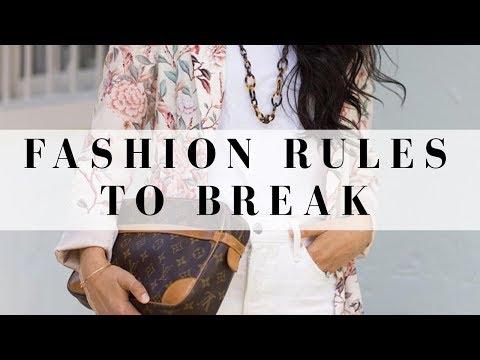 , title : 'Break These 6 Rules NOW   Audrey A La Mode