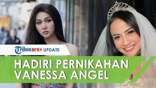 Hadiri Pernikahan Tertutup Vanessa Angel dengan Pria Misterius, Lucinta Luna: Aku Terharu Banget