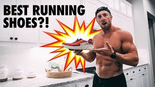 The Best Running Shoe?! | Ironman Prep
