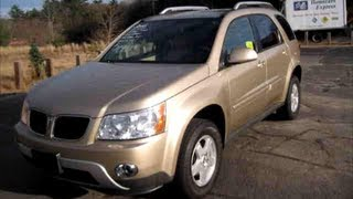 Pontiac Torrent 2005 - 2009