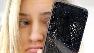 Shattered my iPhone 😭
