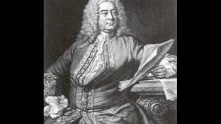 George Frederic Handel - 'And the Glory of the Lord' from 'The Messiah'
