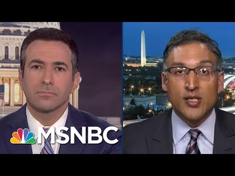 , title : ''The Law Is Going To Come After Him': Obama Lawyer Warns 'Lawless' Trump After Pardons | MSNBC'