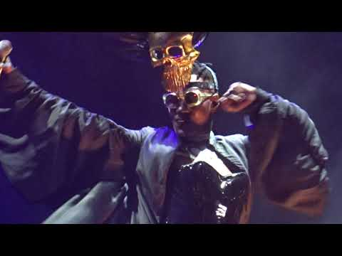 Grace Jones - This Is  - Live at Nos Alive - 12 July 2019
