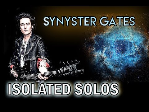 Synyster Gates Isolated Solos