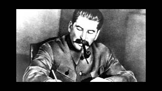 Stalin's Favorite Song Fly Black Swallow