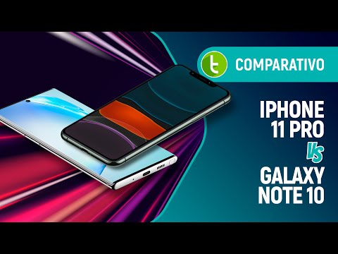 iPhone 11 Pro vs Galaxy Note 10: qual top vale mais a pena? | Comparativo