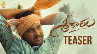 Sreekaram Teaser | Sharwanand, Priyanka Arul Mohan | Kishor B | Mickey J Mayer