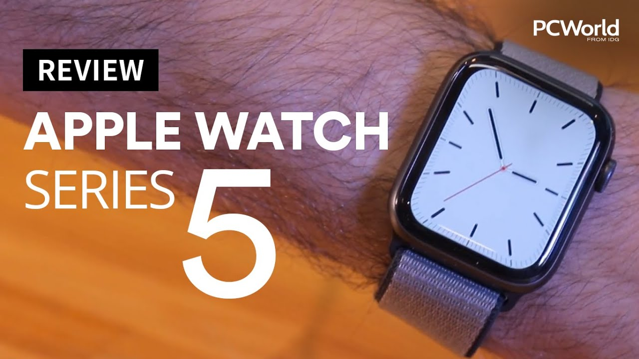 Apple Watch Series 5: o melhor smartwatch? [Review / Análise]