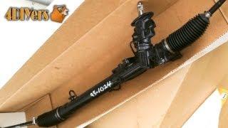 DIY: Volkswagen MKIV Power Steering Rack Replacement
