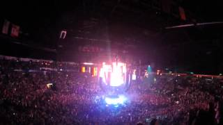 Bassnectar 360 NYE 2015- Dont Hate the 808 into They Can't Tell Me Nothing (nectar remix)