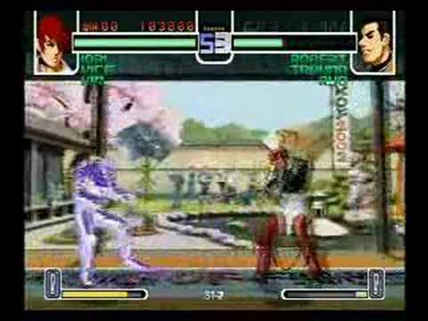 the king of fighters 2003 para xbox