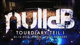 Tourdiary - Teil 1 - Leipzig / Haus Auensee