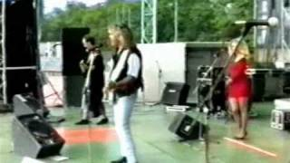 Blue System - Gangster Love (live in Kaunas 1990)