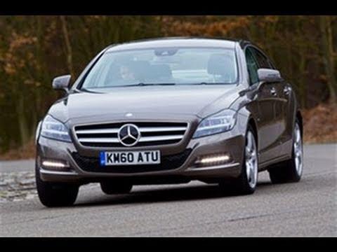 Mercedes-Benz CLS 90sec video review by autocar.co.uk