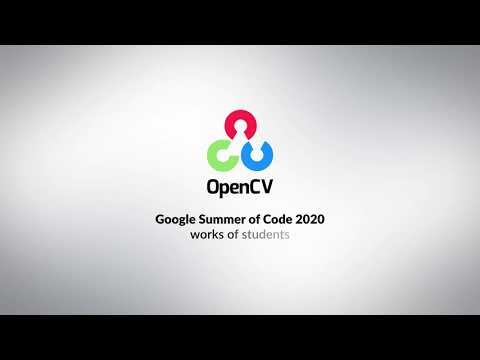 OpenCV is looking for Google Summer of Code interns!
