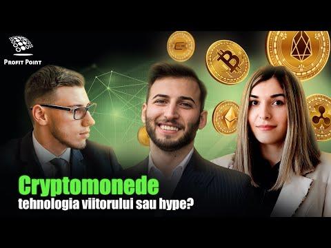 Cryptomonede - Bitcoin - Tehnologia Viitorului sau Hype? Educatie financiara - 2021