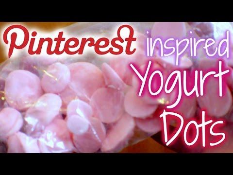 DIY - Yogurt Dots