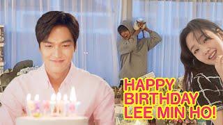 Kim Go Eun (김고은) Celebrate To His Boyfriend Lee Min Ho (이민호)  33rd Birthday