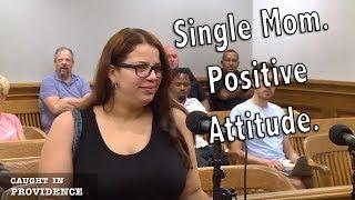 World's Most Positive Single Mom