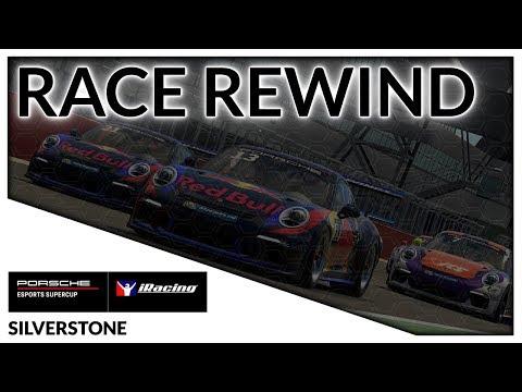 Porsche Esports Supercup | Race 7 - Silverstone Circuit | Race Rewind