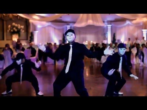 Nhảy thế này mới là nhảy đám cưới chứ