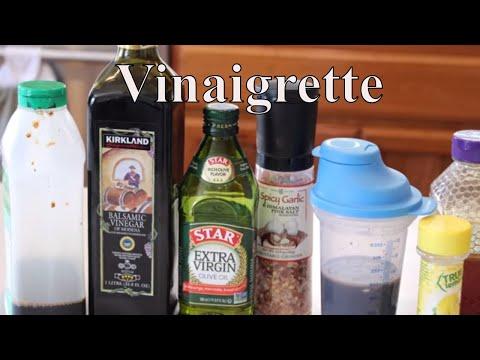 Light Balsamic Honey Vinaigrette With Linda's Pantry