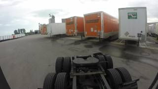 A Day In Life As A Trucker Vlog (The Dog Food Load)