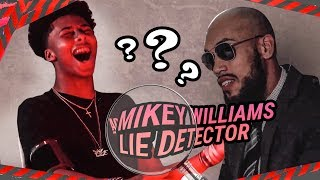 MIKEY WILLIAMS IS A LIAR!!! Says He's Been Windmilling Since 6th GRADE And Spills On LeBron & Zion!