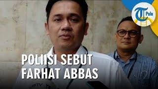 Polisi Sebut Farhat Abbas Selundupkan Ponsel ke Rutan