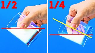 23 SMART HOUSEHOLD HACKS FOR THINGS YOU DO EVERY DAY