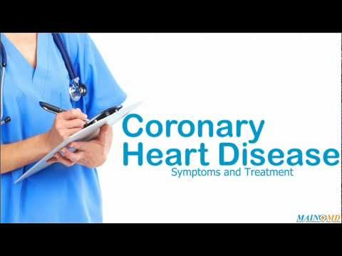 Video Coronary Heart Disease ¦ Treatment and Symptoms