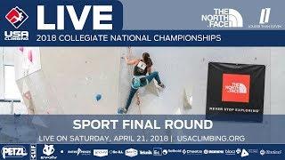 Final Round • 2018 Collegiate Sport National Championships • 4/21/18 10:50 AM