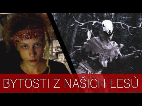 DIVÍ LIDÉ: Bytosti z českých a slovenských lesů