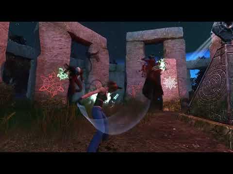Secret World Legends - Stonehenge Occult Defense Scenario