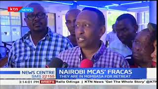 MCAs' refute claims on loosing valuables during a retreat in Mombasa
