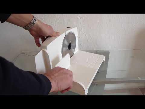 Ritter Markant 01 Multischneider Brotschneidemaschine Allesschneider