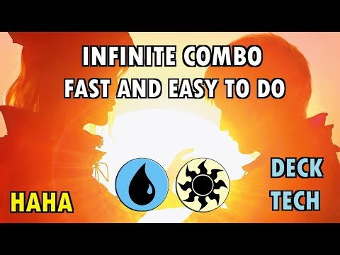 Infinite Combo | Viashino Battlement MTG Deck Tech