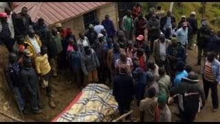 Four people killed in Marakwet East landslides