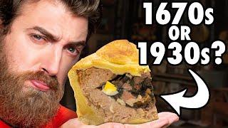 1000 Years of Pie Taste Test