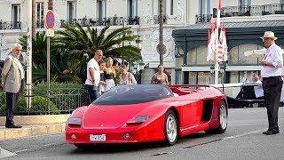 Meet the Forgotten $XX MILLION Supercar: The Ferrari Mythos