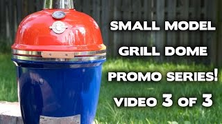 Summer Custom Grill Dome Giveaway - Video 3 of 3 - Beer Can Chicken