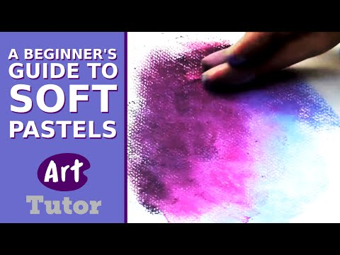 pastel painting a beginner's tutorial by michael howley