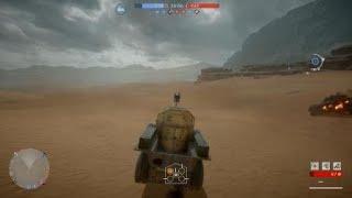 Battlefield™ 1 sending a horse into space
