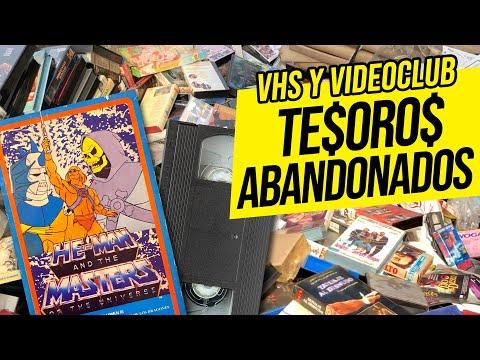 VHS: de tecnología descartada a objeto de culto