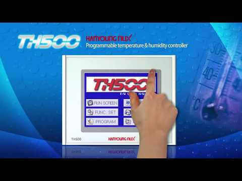 TH500 Programmable Digital Temperature Controller