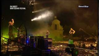 COLDPLAY - Life is for living @ Main Square Festival 2011