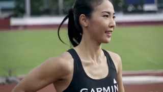 Garmin : Train to be better together(กับจ่าบิว)